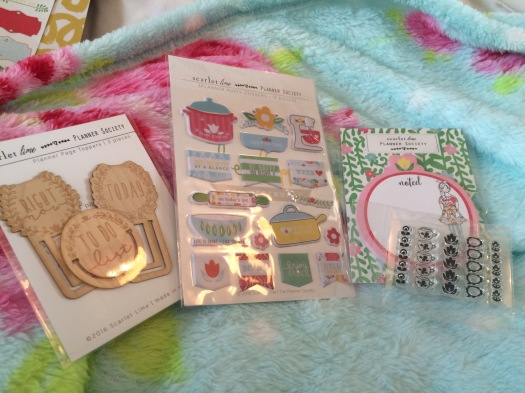 The Planner Society March Kit