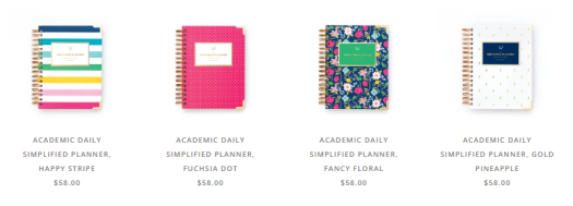 Simplified Planners