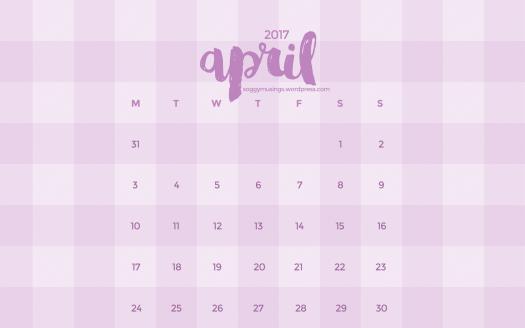 April 2017