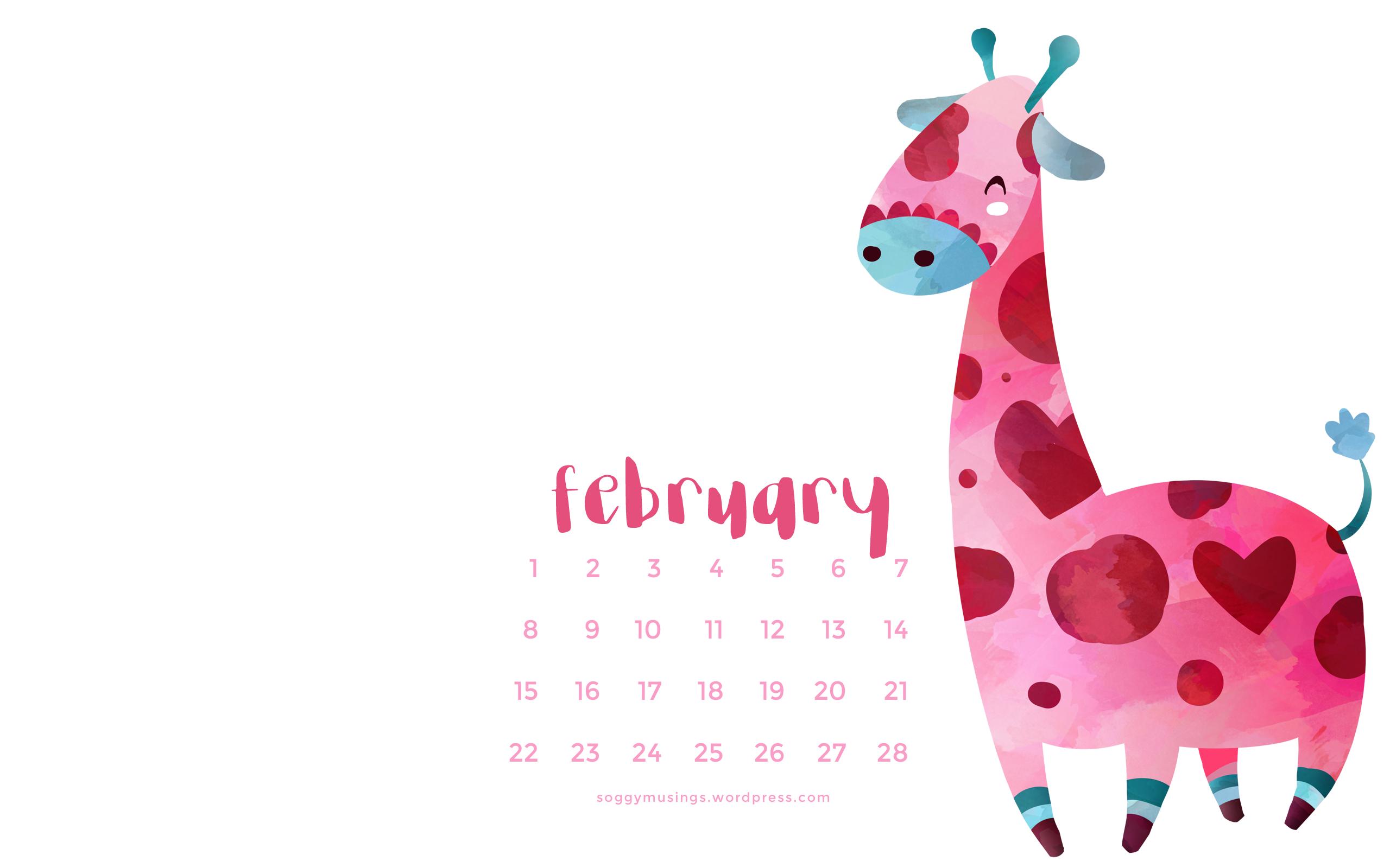 Free Desktop Wallpaper for February 2017 | 403-615-3708 ...