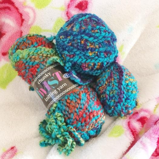 B&M Twist yarn