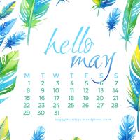 May 2017 Wallpaper Calendar