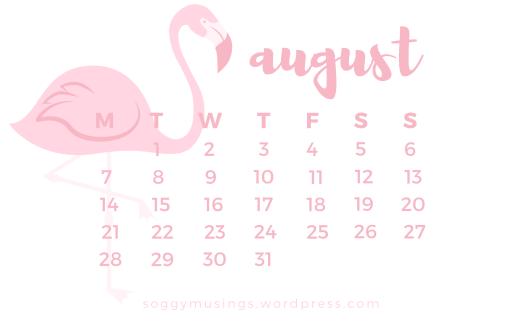 August 2017 wallpaper for desktop