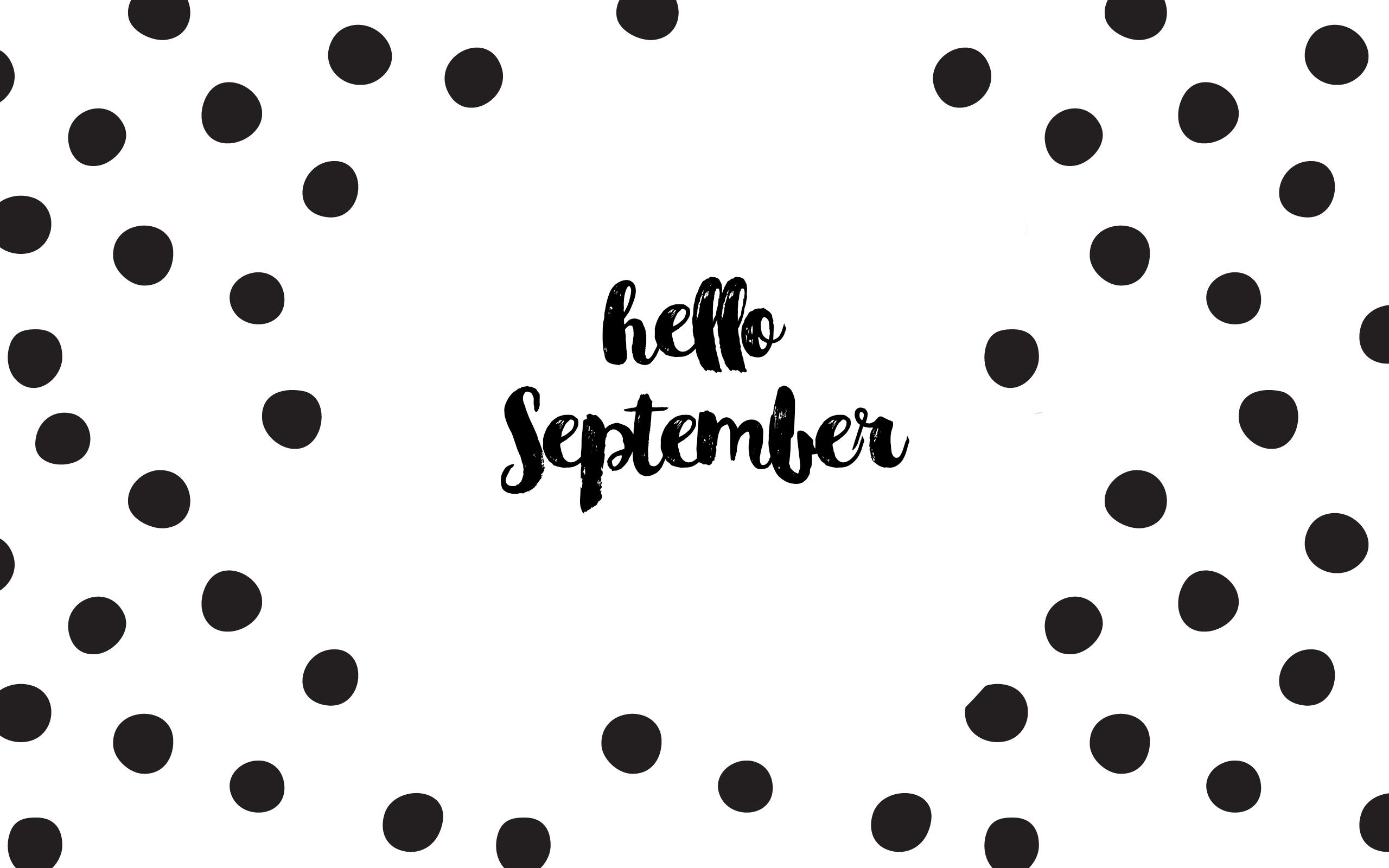 September 2017 Wallpaper Calendar Soggy Musings