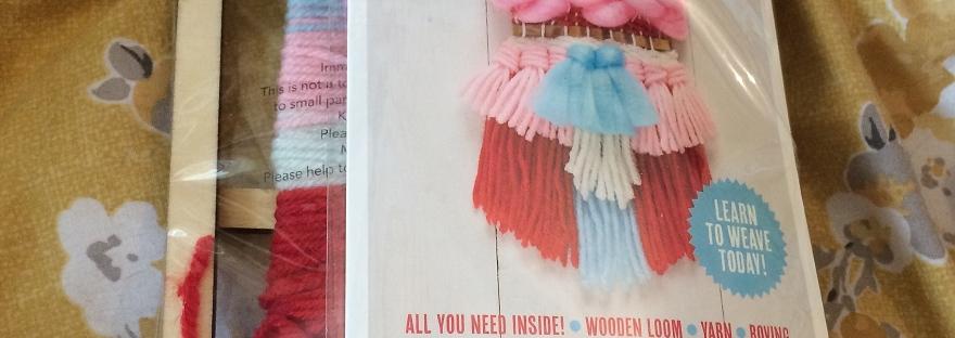 Festive loom kit