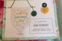 Mini pennant kit